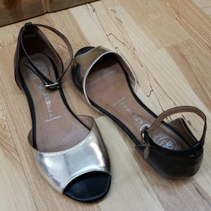 Jeffrey Campbell Strappy Flats 7